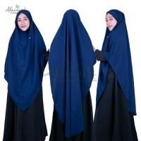French Khimar XXL/ French Hijab XXL/ Jilbab syari jumbo/ Jilbab Wolfis