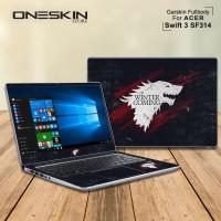 Garskin Laptop Cover Laptop Acer Swift 3 SF314-56G-53RD SF314-56G-57A7