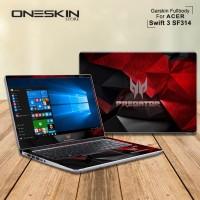 Garskin Laptop Cover Laptop Acer Swift 3 SF314-54G-379S SF314-54G-39R8