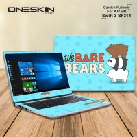 Garskin Laptop Cover Laptop Acer Swift 3 SF314-56G-59A4 SF314-56G-59E7