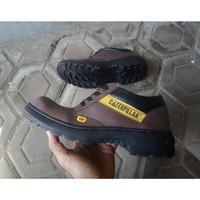 Sepatu Pria Caterpillar Safety Boots Low Termurah - TREND PRIA 2019
