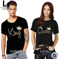 Baju Couple Kaos Oblong Pasangan Soulmate King Queen 11183