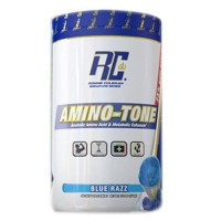 Amino Tone Ronnie Coleman 30 Serving Blue Raspberry