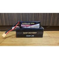 VANT 2200MAH 14.8V (4S) 120C SOFT CASE BATTERY FOR DRONE / FPV