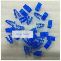 Klip Clip Snap Fit biru ASLI ORI HONDA AHM . 90666-K59-A11