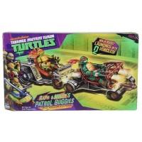 Mainan Koleksi Ninja Turtle Patrol ATV - Raph & Mike Mainan Anak