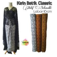 Kain Batik Classic Motif Sidomukti