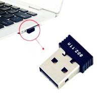 USB Wifi N Wireless Receiver 150Mbps-Terima Wifi di PC Murah