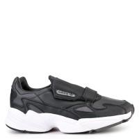 Sepatu ADIDAS Terbaru Wanita Falcon Core Black