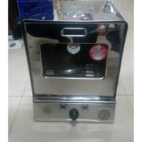 Oven Gas Hock Portable Stainless Steel / Oven Hock Stainless HO-GS103