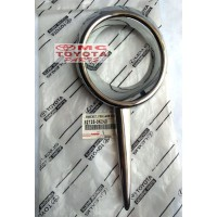Garnish Cover Tutup Ring Fog Lamp Foglamp Kanan Fortuner 52125-0K240