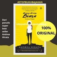 Buku Novel Orang Orang Biasa Andrea Hirata 100% Original