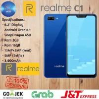 OPPO Realme C1 Ram 2/16GB Garansi Resmi 1 Tahun