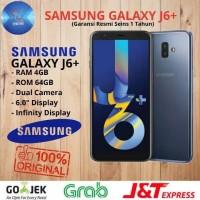 Samsung Galaxy J6+ RAM 3/32GB Garansi Resmi Samsung 1 Tahun