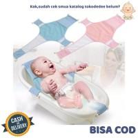 TokoDedee - Jaring Bak Mandi Bayi / Alas Mandi / Baby Bath Support
