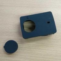 jual Action Camera Silicone Case Lens Cover for Xiaomi Yi 2 4K Yi