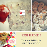 Dimsum Siomay Ayam Frozen Food Dim Sum Halal Tanpa MSG by Yummy Dimsum