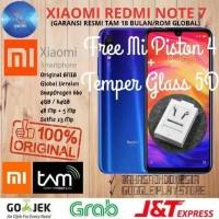 Xiaomi Redmi Note 7 4/64GB Garansi Resmi Tam 1 Tahun