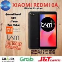Xiaomi Redmi 6A 2/32GB Garansi Resmi Tam 1 Tahun