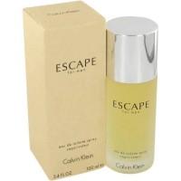 Parfum CK Escape for Men by Calvin Klein EDT 100ml Ori Reject Non Box