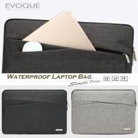 TAS LAPTOP EVQ02 WATERPROOF SLEEVE/ SOFTCASE FOR MACBOOK 13/14/15 INCH