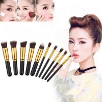 JBS New York Kuas Makeup Brush 10 Set - Make Up Set K008