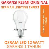 OSRAM Lampu LED 12W Bohlam white 12 watt Bulb 12watt 14 PUTIH 12 W ORI