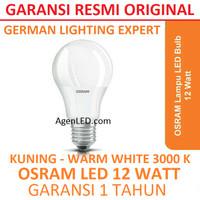 OSRAM Lampu LED 12W Bohlam warm white 12 w watt 14 Bulb 12watt KUNING