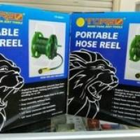 Gulungan selang Hose reel TORA Taiwan tanpa roda