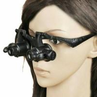 Kacamata pembesar new version