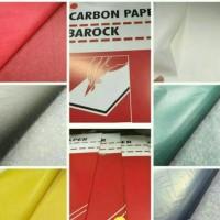 Perlengkapan Jahit - Alat Jahit - Karbon Barrock per pack isi 50 lem