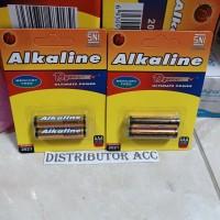 2 PCS Battery AAA / Baterai / Batere / Batre Alkaline Dynamax Power A3