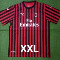 JERSEY BOLA AC MILAN HOME XXL 2019-2020 limited stok