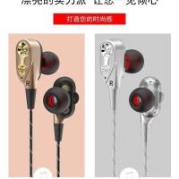 Headset HIFI MEGA BASS Double RING ORIGINAL handsfree Earpohone