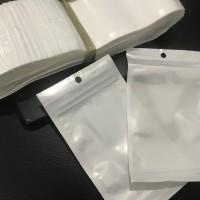 Packing Plastik Klip Aksesoris / Ziplock Zipper / Zip Lock 8x14 cm