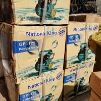 NATIONAL KING GP - 125 Pompa Air Listrik Sumur Dangkal Mesin Pompa P