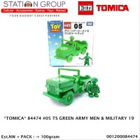 TOMICA 84474 05 TOY STORY GREEN ARMY MEN & MILITARY 19