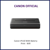 PRINTER CANON PIXMA IP110 WITH BATERRY WIRELESS PORTABLE