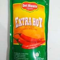 saus sambal delmonte extra hot 1 kg