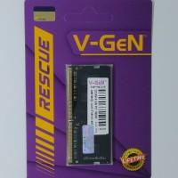 RAM MEMORY DDR4 SODIMM V-GEN RESCUE 4GB PC19200/2400MHZ ( LAPTOP VGEN