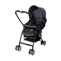Aprica 92551 Stroller Karoon Kereta Dorong Bayi black