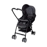 Aprica 92551 Stroller Karoon Kereta Bayi Black