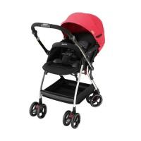 Aprica Optia Stroller Kereta Dorong Bayi Red