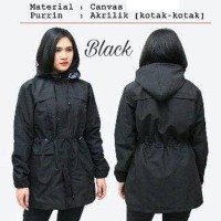 JAKET PARKA LADIES PARKA CEWE ORIGINAL