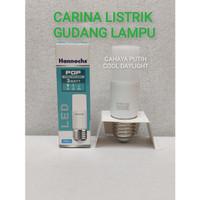 Hannochs POP 3w Lampu Bohlam LED 3 Watt