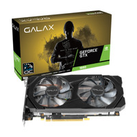 GALAX Geforce GTX 1660 6GB DDR5 1-Click OC - DUAL FAN - Garansi 2 Thn