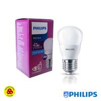 PHILIPS Lampu LED MyCare 4W Putih Bohlam LED Bulb My Care 4 Watt CDL