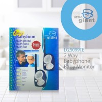 LG.5099: Babyfoon Two Way Baby Monitor