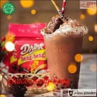 Choco Beng-Beng 1 Kg / Bubuk Minuman Coklat rasa Beng-Beng / Bubuk Min