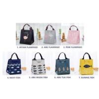 Cooler Bag / Lunch Bag / Tas Bekal Tahan Panas dan Dingin